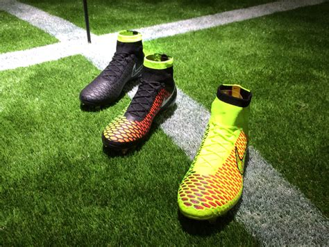 nike knitted football boots nike introduces magista a flyknit football boot that fits