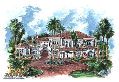 casa del sol plan la casa del sol house plan weber design group