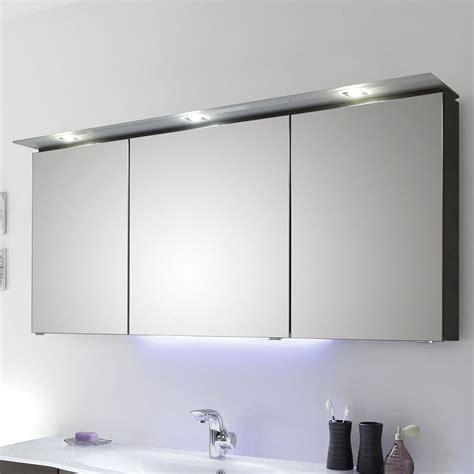spiegelschrank 150 cm noemi 2017 led badspiegel mit beleuchtung made in