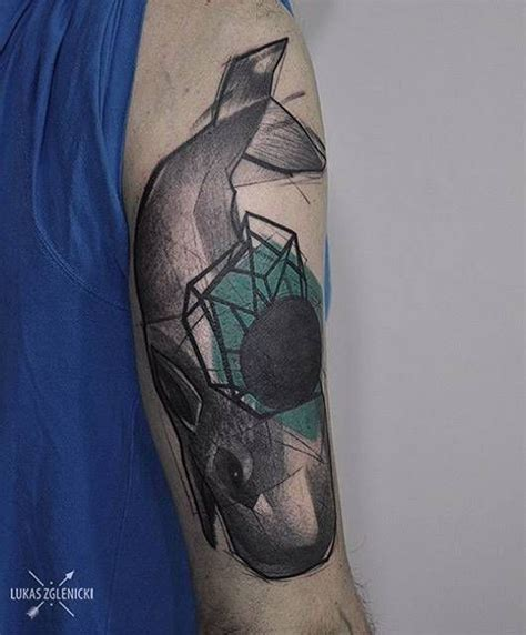 moby dick tattoo 8 best tatuajes en el triceps images on