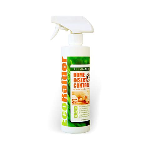 ecoraider bed bug killer home insect control 16 oz ecoraider natural bed bug killer