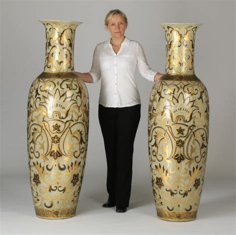 Oversized Floor Vases by 2 Oversized Inspired Floor Vases 62 Quot
