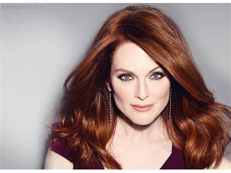 how to get julianne moores red hair color julianne moore red hair was my calling card how to be