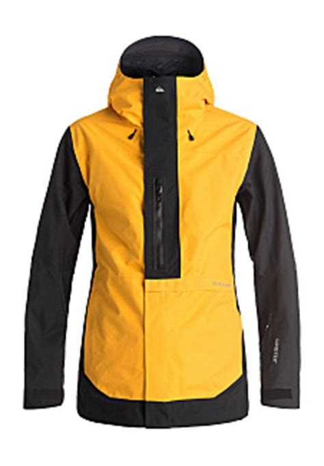 Quik Silver Brow Yellow quiksilver jackets planet sports shop