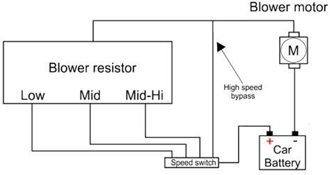 blower resistor resistor guide