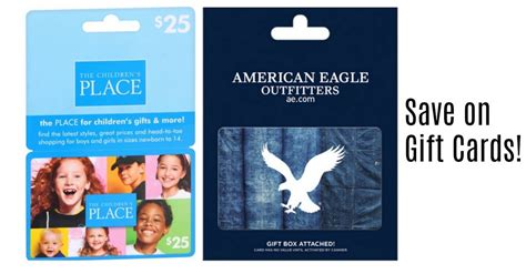 American Eagle Gift Card Walgreens - cvs weekly ad deals southern savers lobster house