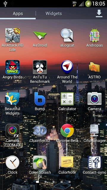 mod guide v3 10 06 modified touchwiz home app drawer
