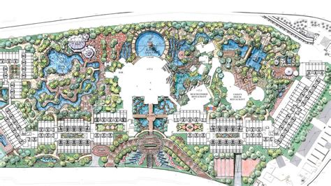 hotel design layout and landscaping hotel lopesan baobab resort p resort pinterest