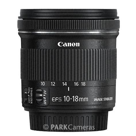 Lensa Canon 10 18mm F 4 5 5 6 Is canon ef s 10 18mm f 4 5 5 6 is stm lens lenses