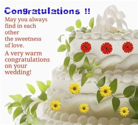 Wedding Congratulations Quotes In by Congratulations Quotes Congratulations Messages