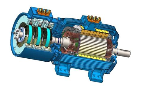 induction motor can used generator types of electric generator