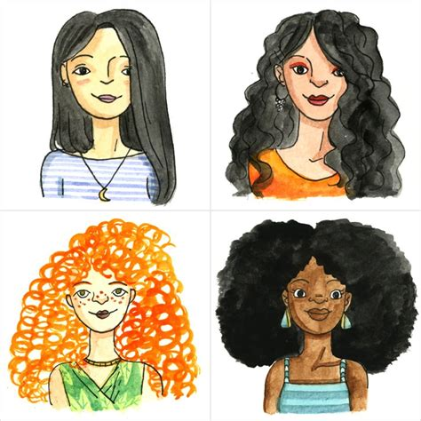 type 3hair styles what is my natural hair type popsugar beauty