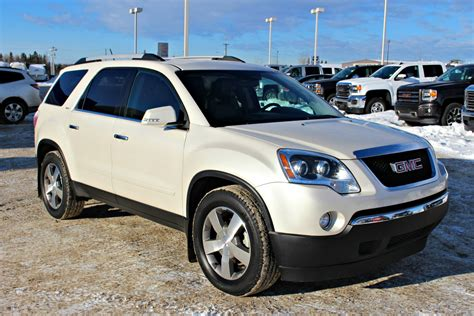2010 gmc acadia in review deer rocky mountain house
