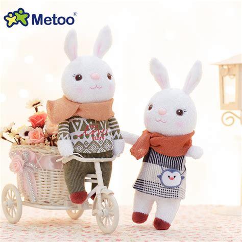 Metoo Tiramitu Angela Metoo Boneka Metoo New Angela Metoo Rabbit plush sweet lovely stuffed pendant baby toys for birthday gift 22cm