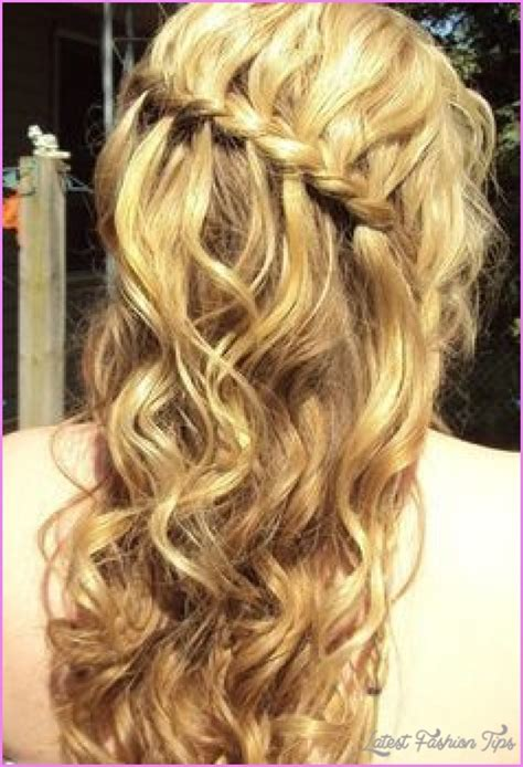 Easy Hairstyles For School Dances by Hairstyles For Hair Dances Hairstyles