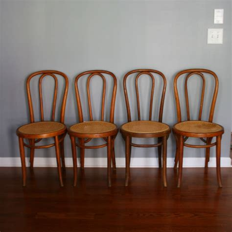 Mundus Chair by 4 Mundus Bentwood Chairs Chairs Caning Early