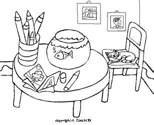tavoli da disegno per bambini tavolo da colorare casa da colorare