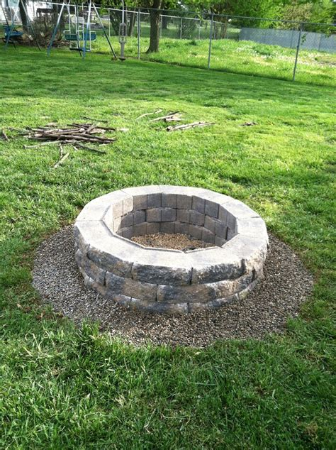 how to make a cheap fire pit in your backyard redneck fire pit easy and cheap do it yourself