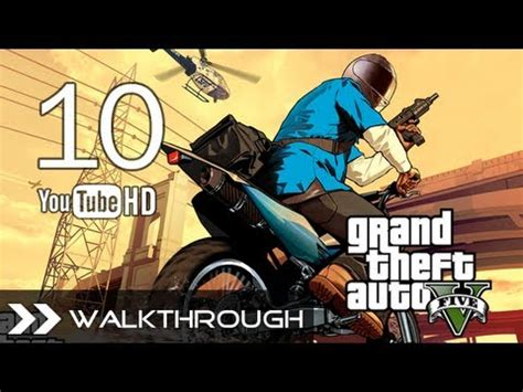 gta 5 walkthrough grand theft auto v gameplay story mode