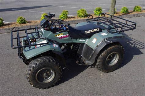 2001 Suzuki 250 Atv Image Gallery 2001 Suzuki Quadrunner 250