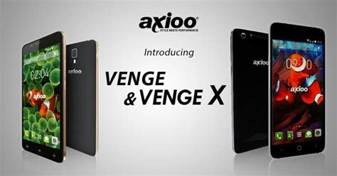 Smartphone Axioo Venge 2 axioo venge and axioo venge x debuts with 3gb ram 4g lte and android 5 1 1 the gadgets freak
