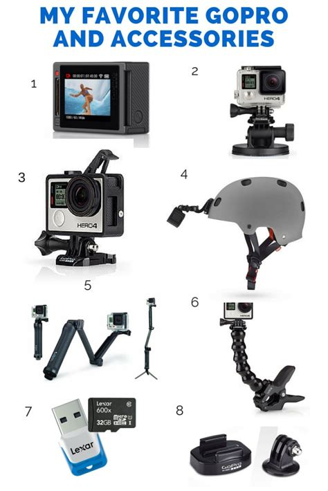 gopro uses gopro my favorite gopro and the accessories i use