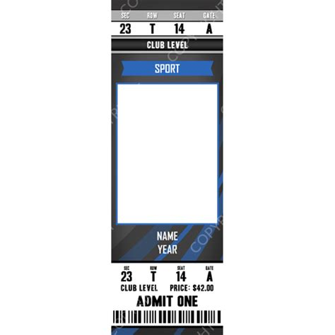 sport ticket template richmond pro lab voltage collection