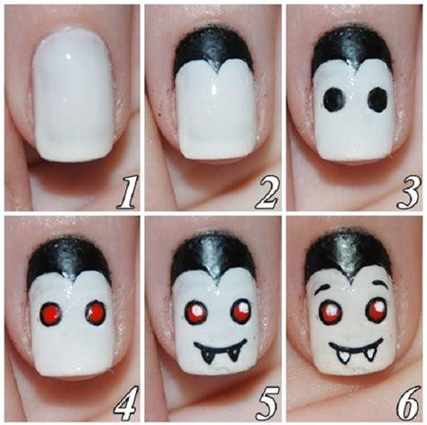 imagenes de uñas acrilicas de halloween u 241 as paso a paso para halloween 1001 consejos