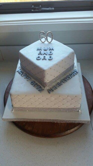 60th wedding anniversary cake   mamaw papaw 65th in 2019