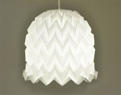 making origami lshade 17 best images about paper cardboard light on pinterest