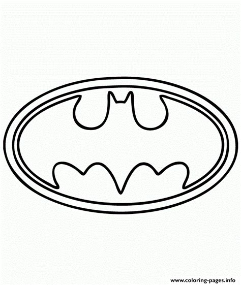 printable batman logo coloring pages batman logo symbol coloring pages printable