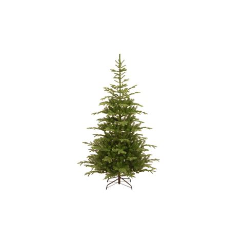 martha stewart living 7 5 ft indoor norwegian spruce