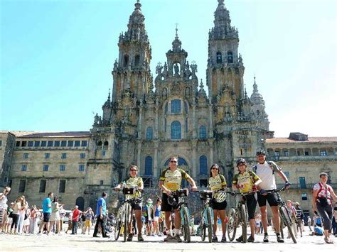 camino de santiago by bike cycling the camino de santiago guided portugal bike tours