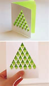 Make your own creative diy christmas cards this winter homesthetics