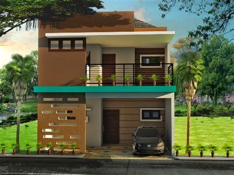 Carport Pada Gambar Rumah Minimalis Modern 2 Lantai | carport pada gambar rumah minimalis modern 2 lantai