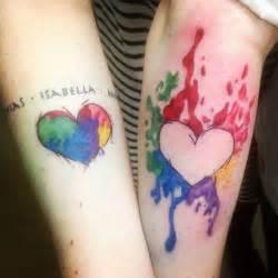 25 geniales ideas de tatuajes para hermanas
