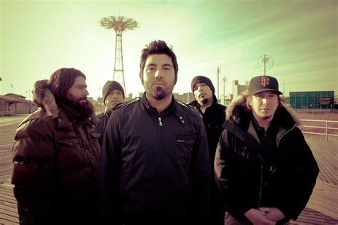Deftones Band Musik deftones a letter to and the band who