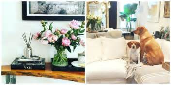 White Peonies Flowers - celebrity homes inside meghan markle s toronto home