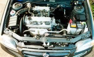 Suzuki G16b 1999 Suzuki Baleno Glx Sedan Goauto Engine