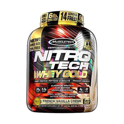 muscletech nitro tech precio nitrotech 100 whey gold 2 7 kg de muscletech en