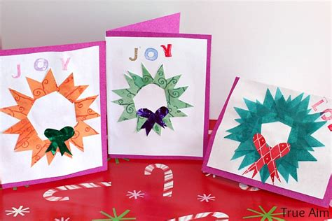 Handmade Cards For Children - 10 easy traditions true aim
