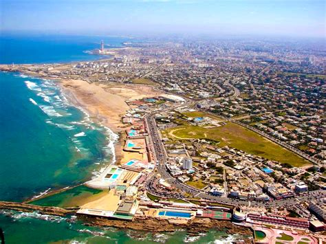 Morocco City | casablanca city of morocco