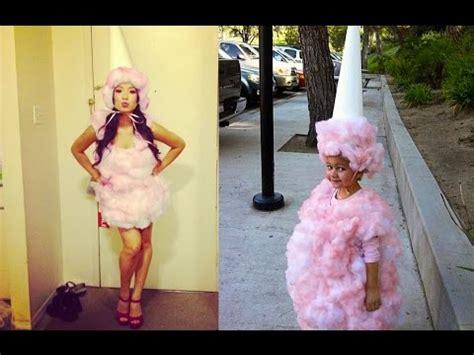 diy cotton candy costume halloween  nanci youtube