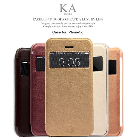 Kalaideng Ka Series Leather Iphone 55s for apple iphone 5c kalaideng ka series flip