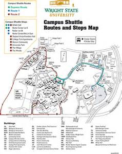 Wright State Map wright state university map quotes
