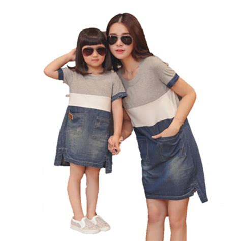 mommy and me outfits matching mother daughter clothing aliexpress com buy 2016 mother daughter matching dresses