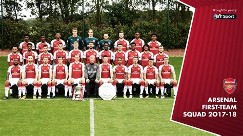 arsenal current squad wallpapers arsenal com
