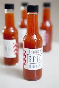 Sauce Wedding Favor by How To Make Your Own Sauce Wedding Favors