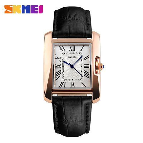 Jam Skmei Wanita Fashion skmei jam tangan fashion wanita 1085cl black