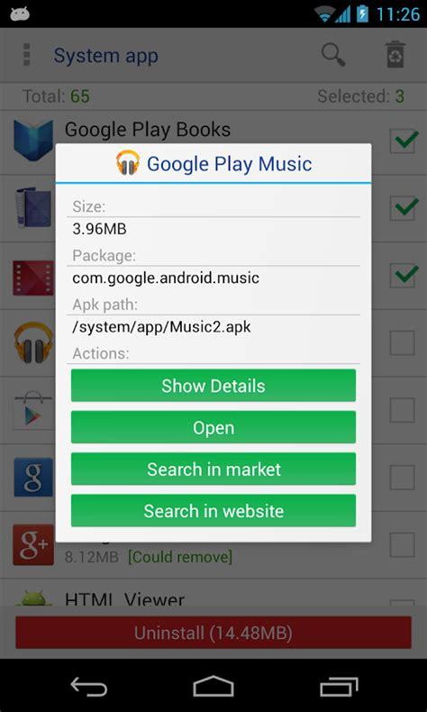 system app uninstaller apk system app uninstaller android apps on play